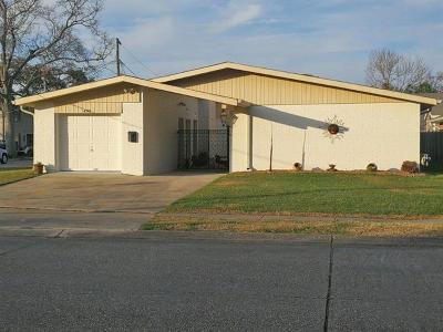 Metairie Single Family Home For Sale: 4747 Alphonse Drive