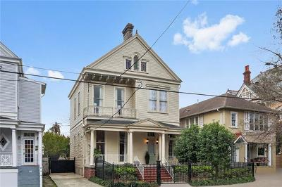 New Orleans Single Family Home Pending Continue to Show: 4020 Prytania Street