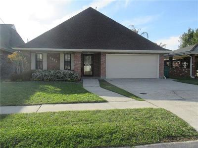 Metairie Single Family Home For Sale: 4904 Henry Street
