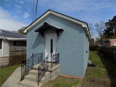 Marrero Single Family Home For Sale: 519 Ave C Drive