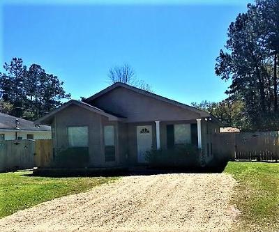 Madisonville Single Family Home Pending Continue to Show: 130 Vista Street