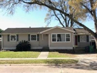 Metairie Single Family Home For Sale: 5708 Rickey Street