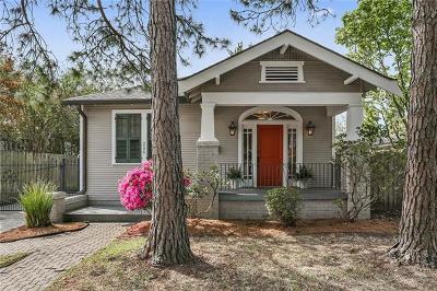 Metairie Single Family Home Pending Continue to Show: 226 Aurora Avenue