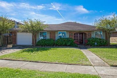 Metairie Single Family Home For Sale: 3904 Pharr Street