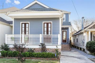 New Orleans Single Family Home For Sale: 4216 Annunciation Street