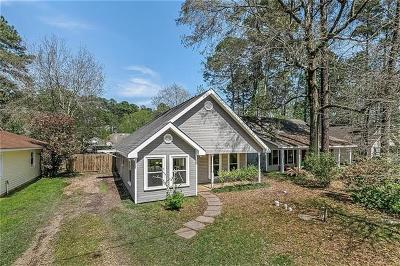 Single Family Home For Sale: 943 Norval Street