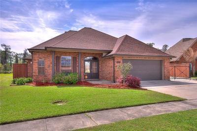 Marrero Single Family Home For Sale: 2694 Jared Lane
