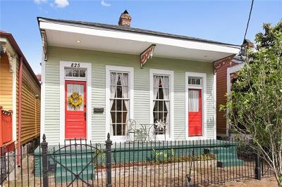 Single Family Home For Sale: 825 Fourth Street