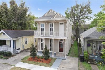 New Orleans Single Family Home For Sale: 7320 Freret Street