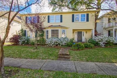Metairie Single Family Home For Sale: 437 Dorrington Boulevard