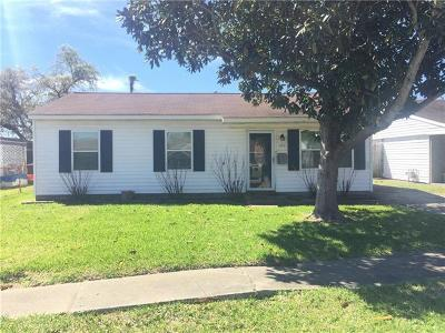 Single Family Home For Sale: 105 Dorothy Drive