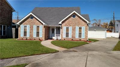 Mereaux, Meraux Single Family Home Pending Continue to Show: 3112 Mayflower Drive
