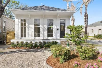New Orleans Single Family Home Pending Continue to Show: 5601 Annunciation Street