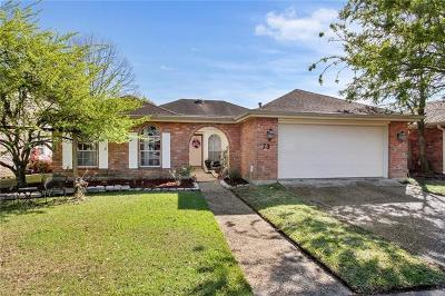 Kenner Single Family Home For Sale: 73 Coronado Avenue