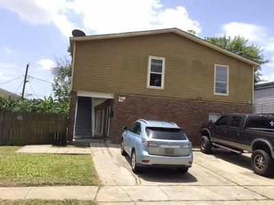 Kenner Multi Family Home For Sale: 309 Emerson Drive