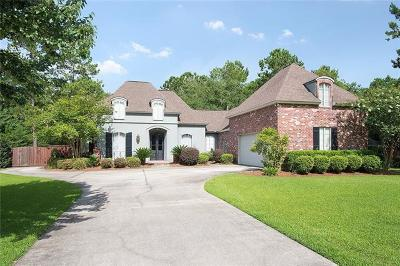 Madisonville Single Family Home Pending Continue to Show: 237 Empress Court