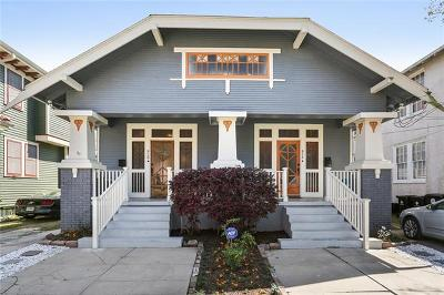 New Orleans Multi Family Home For Sale: 924 Picheloup Place