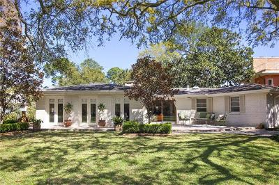 New Orleans Single Family Home For Sale: 18 Tern Street