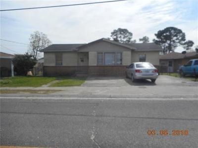 Westwego Multi Family Home For Sale: 153-153.5 Louisiana Avenue