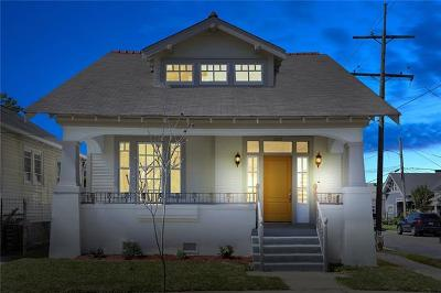 New Orleans Single Family Home For Sale: 3232 General Taylor Street