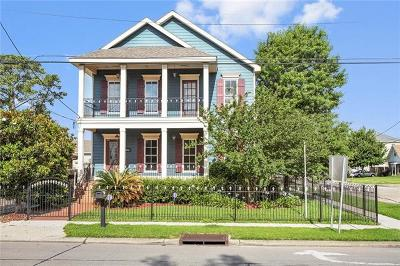 New Orleans Single Family Home For Sale: 6032 Pontchartrain Boulevard