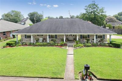 Destrehan, St. Rose Single Family Home Pending Continue to Show: 43 Edgewood Drive