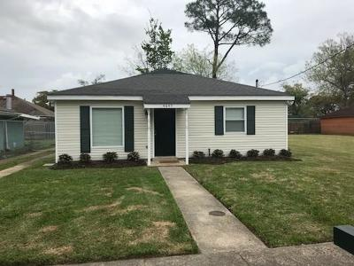 New Orleans Single Family Home For Sale: 4645 St Ferdinand Drive