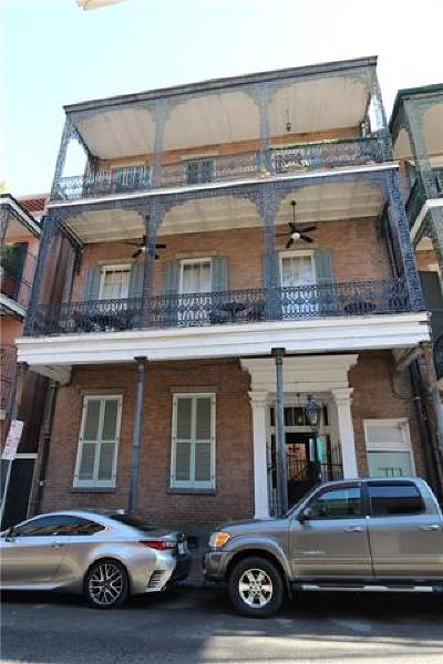 New Orleans Condo For Sale: 835 St Louis Street #PH-I