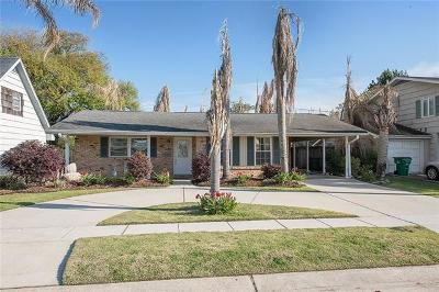 Metairie Single Family Home Pending Continue to Show: 7009 Amanda Street