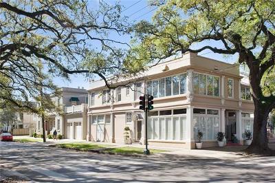 New Orleans Condo For Sale: 1552 Washington Avenue #1552