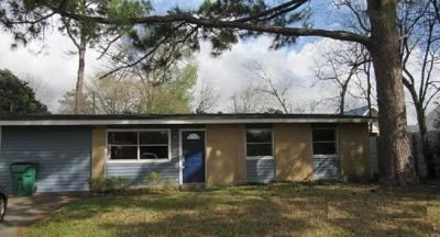 Terrytown LA Single Family Home For Sale: $89,900