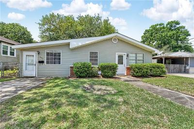 Kenner Single Family Home For Sale: 1927 Iowa Avenue
