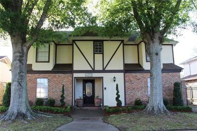 Kenner Single Family Home For Sale: 4233 Beaune Drive