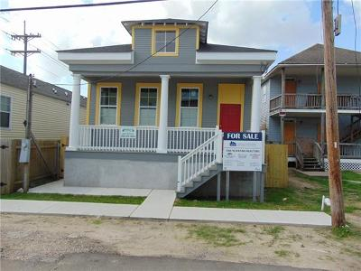 Single Family Home Pending Continue to Show: 1323 S Derbigny Street
