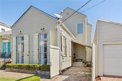 New Orleans Single Family Home For Sale: 1015 Antonine Street