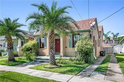 New Orleans Single Family Home For Sale: 823 Navarre Street