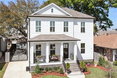 New Orleans Single Family Home For Sale: 247 26th Street