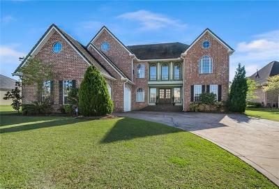 Slidell Single Family Home For Sale: 2240 Sunset Boulevard