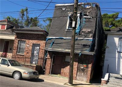 Multi Family Home For Sale: 2026 Frenchmen Street