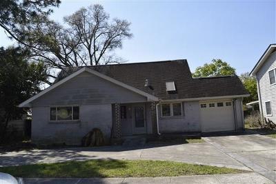 Metairie Single Family Home For Sale: 6904 Glenn Street