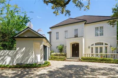 New Orleans Single Family Home For Sale: 84 N Wren Street