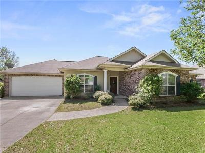 Madisonville Single Family Home For Sale: 412 Gainesway Drive