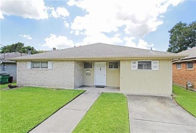 Metairie Single Family Home For Sale: 524 Beverly Garden Drive