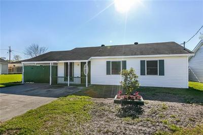 Single Family Home For Sale: 241 James Street