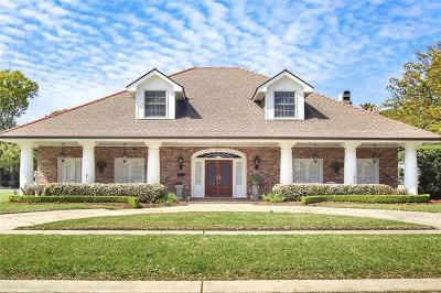 Metairie Single Family Home For Sale: 900 Bonnabel Boulevard