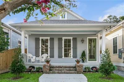 New Orleans Single Family Home For Sale: 2017 Burdette Street
