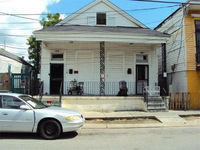 New Orleans Multi Family Home For Sale: 2269 N Derbigny Street
