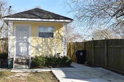 New Orleans Single Family Home For Sale: 3623 St Ferdinand Street