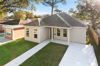 Metairie Single Family Home For Sale: 733 Brockenbraugh Court