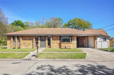 Single Family Home For Sale: 4801 Geranium Drive